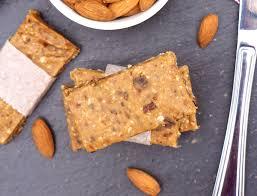 nutty no bake vanilla protein bars rosanna davison nutrition