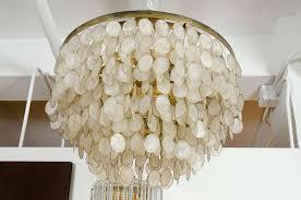 diy shell chandelier diy capiz shell chandelier capiz shell chandelier ideas home