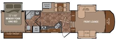 5th wheel with living room in front 2013 dutchmen rv infinity 3750fl front living room fifth wheel for
