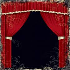 Curtain Call Album Creative Imaginations Theater Scrapbooking