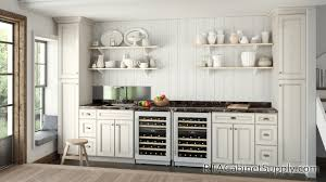 white kitchen cabinet with glass doors antique white ready to assemble kitchen cabinets
