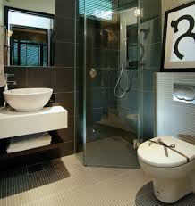 Modern Restrooms by Mesmerizing 40 Black Bathroom Interior Inspiration Design Of Best