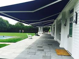 Blue Awning Retractable Awnings For Your Home Or Store
