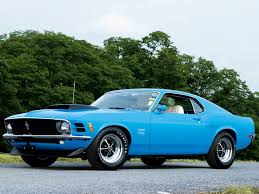 sky blue mustang 1970 ford mustang 429 mustang monthly