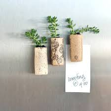 cork planters cool upcycling projects popsugar smart living
