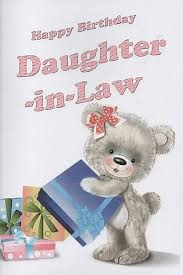 birthday quotes for daughter in law happy birthday daughter in