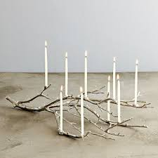modern menorah creative and contemporary hanukkah menorahs b lovely events