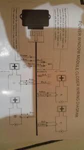 jual auto power window closer module di lapak arif bambang