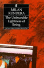 The Unbearable Lightness Of Being The Unbearable Lightness Of Being