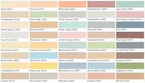 interior paint color charts 2017 u2013 grasscloth wallpaper u2013 day