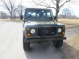 green land rover 1997 land rover defender 110 for sale 1844394 hemmings motor news