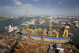 fpso hull delivered from mes chiba shipyard