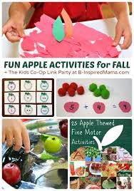 Fun Fall Kids Crafts - 159 best apple crafts and activities images on pinterest