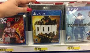 target black friday ps4 video game ps4 u0026 xbox one video games 50 off at target the krazy coupon lady