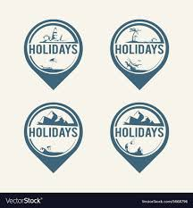 travel logos images Travel logos royalty free vector image vectorstock jpg