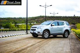 chevrolet trailblazer 2016 2016 chevrolet trailblazer india review road test
