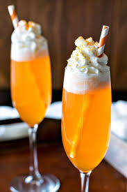 holiday champagne cocktails orange creamsicle cocktail homemade hooplah