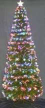 fiber optic christmas tree optic angel santa and lamp solar