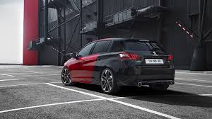 new peugeot sports car photos and videos of the new 308 gti by peugeot sport