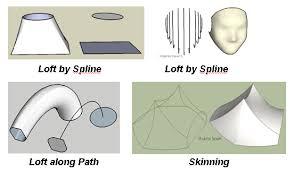 tutorial sketchup modeling nomeradona sketchup vr tutorial modelling using curviloft and