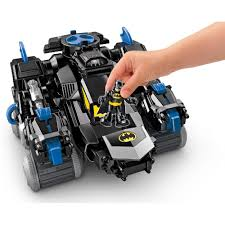 batman car toy imaginext rc transforming batbot walmart com