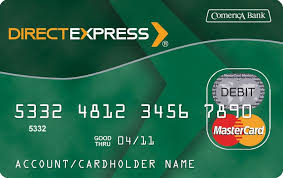 direct deposit card direct express lost card replacement direct express card help