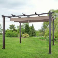 Canopy For Sale Walmart by Replacement Pergola Canopy And Cover For Walmart Pergolas Garden