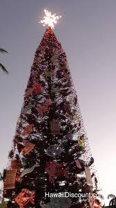 hawaii christmas trees christmas lights decoration