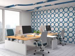 Office Wall Design Office Wallpaper In Your Commercial Interior Design Wallscape