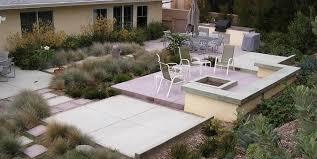 Design Ideas For Concrete Paving Landscaping Network - Concrete backyard design ideas