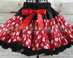 Minnie Mouse Costume Minnie Mouse Costume Etsy