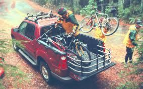 nissan frontier bed extender 2000 2010 ford explorer sport trac timeline truck trend