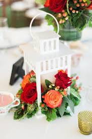 Lanterns With Flowers Centerpieces by 19 Ikea Flower Hacks To Brighten Up Your Wedding Decor Brit Co