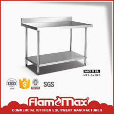Work Table With Stainless Steel Top 49 by Stainless Steel Sorting Table Stainless Steel Sorting Table