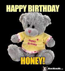 Bear Stuff Meme - happy birthday from teddy bear funny teddy bears tell birthday