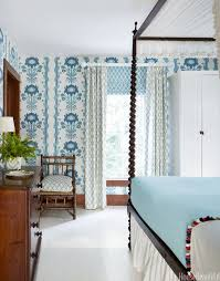 Blue And White Decorating Blue And White Rooms - White color bedroom design