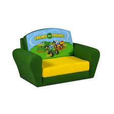 john deere johnny tractor sweet dreamer kids sofa u0026 reviews wayfair