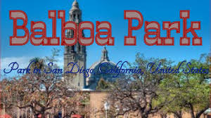 Balboa Park Map San Diego by Visiting Balboa Park Park In San Diego California United States