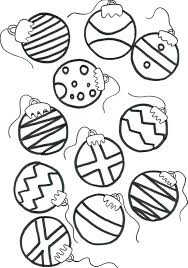 ornaments coloring pages ornament coloring pages print