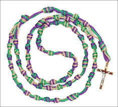 rosary twine 8 best 21 multicolored rosary twine strands images on