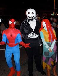 Halloween Costumes Nightmare Christmas Costume Inspiration West Hollywood Halloween Carnavals