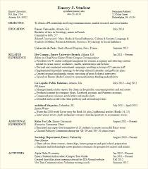 Sample Resumes For Internships by 61 Best Career Specific Resumes Images On Pinterest Resume Ideas