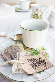 bird seed favors simple nature decor
