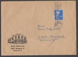 Markenk Hen Briefmarken 1958 Bundesrepublik Deutschland Briefmarkenshop Und