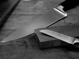 Kitchen Devils Knives Turn Your Favorite Coffee Cup Into A Makeshift Knife Sharpener To
