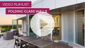 folding glass walls solar innovations solar innovations