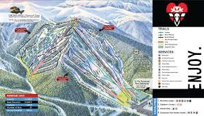 Colorado Ski Resort Map Ski Cooper Trail Map Skicentral Com