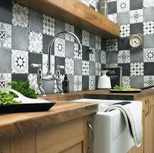 carrelage cuisine credence carrelage cuisine credence fresh revetement mural cuisine credence