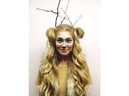 Deer Head Halloween Costume 50 Creative Halloween Costumes Women 2017 Purewow