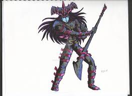 dark magician of chaos yu gi oh by ccayco on deviantart
